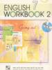English 7 Workbook 2