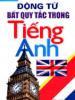 Động Từ Bất Quy Tắc Trong Tiếng Anh