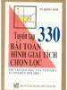 Tuyển Tập 330 Bài Toán Hình Giải Tích Chọn Lọc