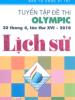 Tuyển Tập Đề Thi Olympic 30-4 Lần Thứ 16 Năm 2010 Lịch Sử